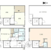 1SLK Apartment to Buy in Meguro-ku Floorplan