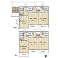 Whole Building {building type} in Maebara higashi - Funabashi-shi Floorplan
