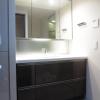 2LDK Apartment to Rent in Minato-ku Washroom