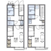 1K Apartment to Rent in Wakayama-shi Floorplan