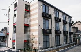 府中市紅葉丘-1K公寓大厦