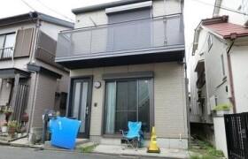 2DK {building type} in Akagi shitamachi - Shinjuku-ku