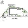 1K Apartment to Rent in Nagoya-shi Midori-ku Layout Drawing