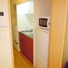 在品川區內租賃1K 公寓大廈 的房產 內部