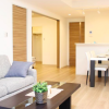 2LDK Apartment to Buy in Chofu-shi Living Room