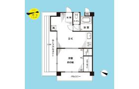 大田区大森東-1DK{building type}