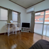 1K Serviced Apartment to Rent in Yokohama-shi Kohoku-ku Bedroom