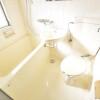 2K Apartment to Rent in Shinjuku-ku Toilet