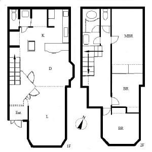 3LDK House in Yatomicho shimizugaoka - Nagoya-shi Mizuho-ku Floorplan