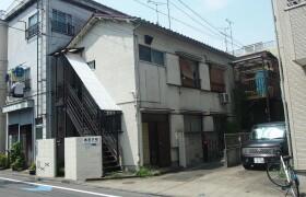 Whole Building Apartment in Omorinishi - Ota-ku