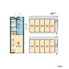 1K Apartment to Rent in Kawaguchi-shi Floorplan