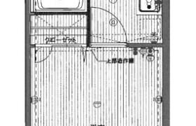 1K {building type} in Tenyamachi - Fukuoka-shi Hakata-ku