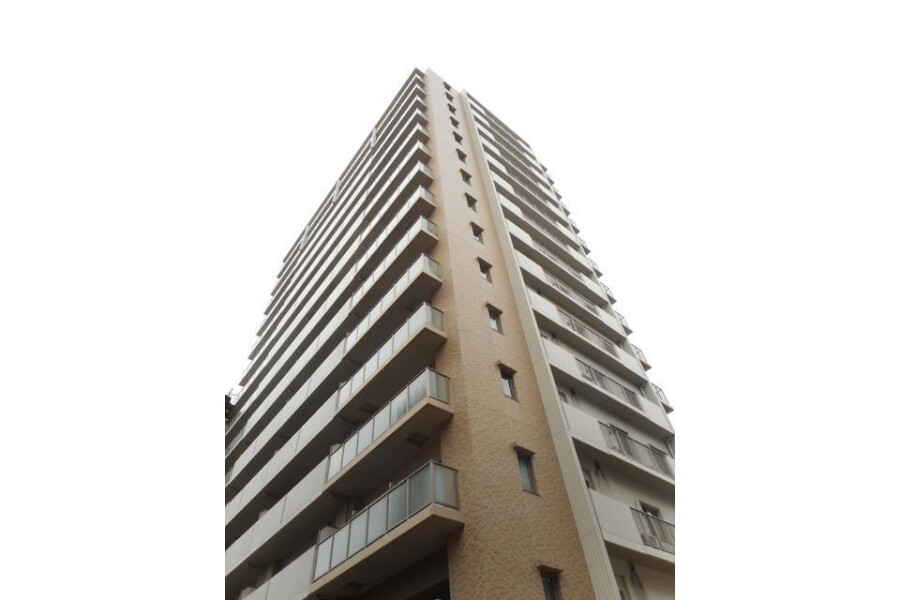 3LDK マンション 名古屋市中川区 外観