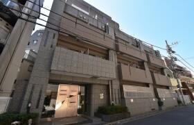 新宿区早稲田鶴巻町-1K{building type}