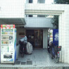 1R Apartment to Rent in Yokohama-shi Naka-ku Building Entrance