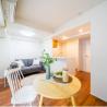 1SLDK Apartment to Buy in Shibuya-ku Living Room