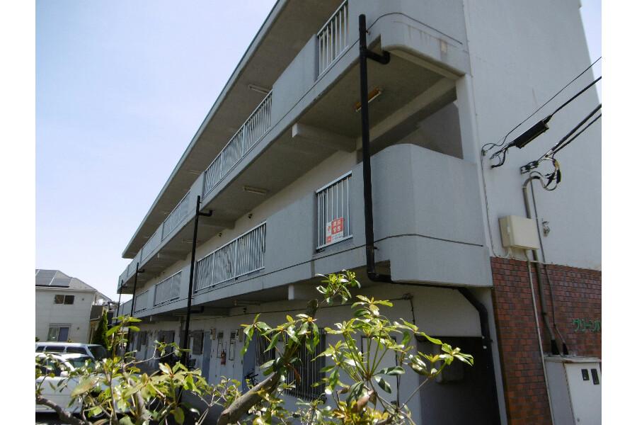 在町田市内租赁1R 公寓大厦 的 户外