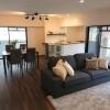 2LDK Apartment to Buy in Kyoto-shi Shimogyo-ku Living Room