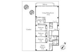 4SLDK Apartment in Meguro - Meguro-ku