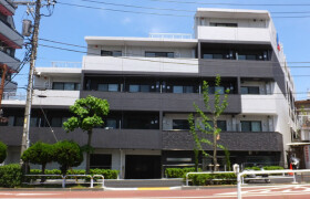 品川区南大井-1K公寓大厦