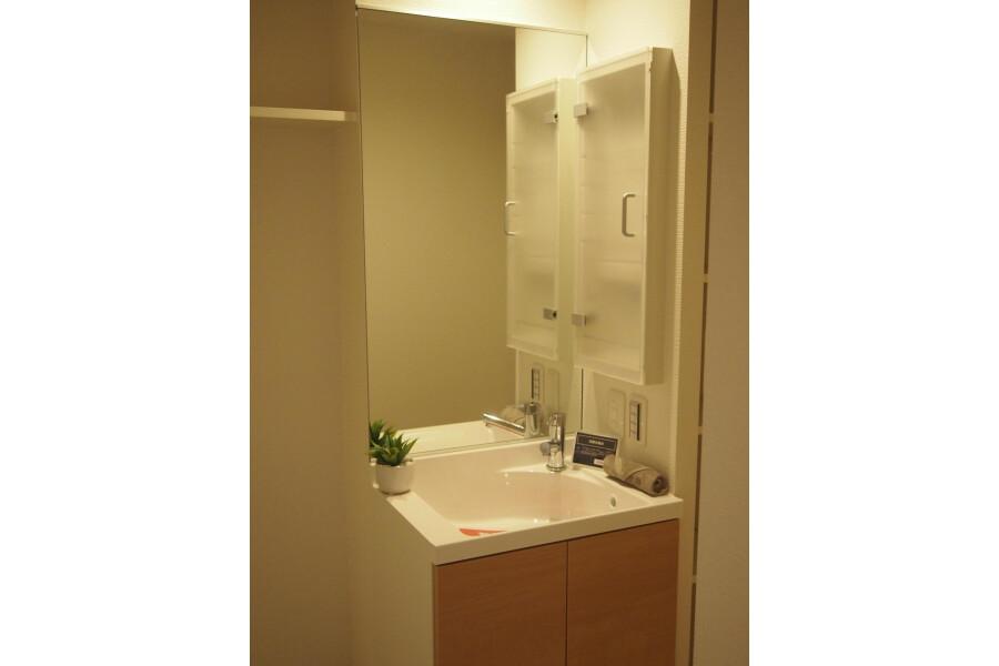 3LDK Apartment to Buy in Shinagawa-ku Washroom