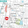 3LDK Apartment to Buy in Mino-shi Access Map