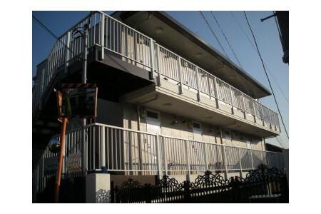 在品川區內租賃1DK 公寓大廈 的房產 戶外