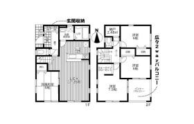 4SLDK House in Roji - Fukuoka-shi Minami-ku