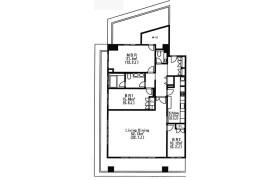 3LDK Mansion in Sambancho - Chiyoda-ku