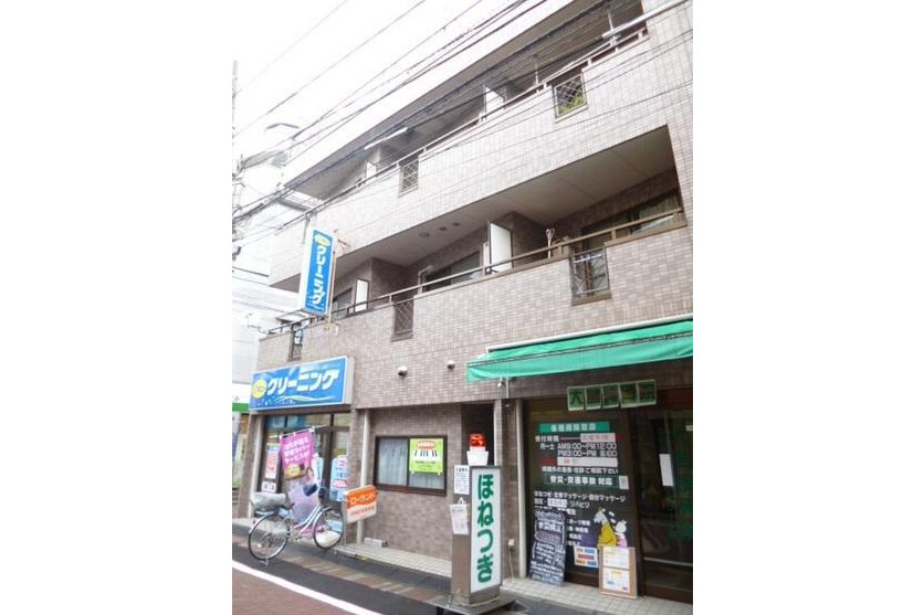 2K Apartment to Rent in Koto-ku Exterior