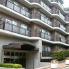 1R Apartment to Rent in Minato-ku Outside Space