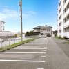 在魚津市内租赁2K 公寓大厦 的 户外