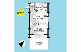 大田区池上-1DK{building type}