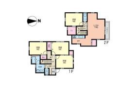 4LDK House in Shiohama - Fukuoka-shi Higashi-ku