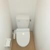 在横濱市港北�區內租賃1K 公寓大廈 的房產 廁所