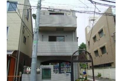 1DK Apartment to Rent in Minato-ku Exterior