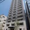 1DK アパート 新宿区 外観