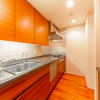 在世田谷區購買3LDK 公寓大廈的房產 廚房