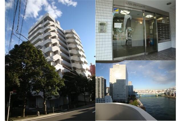 2DK Apartment to Rent in Chuo-ku Exterior