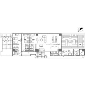 3LDK {building type} in Izumikawa - Abuta-gun Rusutsu-mura Floorplan