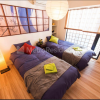 2LDK マンション 新宿区 ベッドルーム