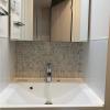 1R Apartment to Rent in Minato-ku Washroom