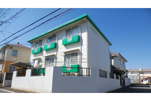 1R Apartment to Rent in Hino-shi Exterior