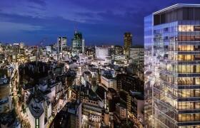 澀谷區宇田川町-2LDK公寓大廈