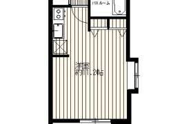 1R {building type} in Omiya - Fukuoka-shi Chuo-ku