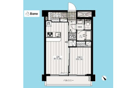 大田区上池台-1LDK{building type}