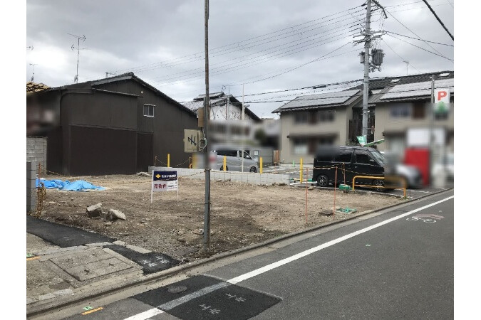 2SLDK House to Buy in Kyoto-shi Kamigyo-ku Exterior