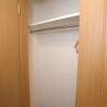 1K Apartment to Rent in Chiyoda-ku Storage