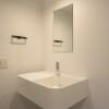 在港区内租赁1LDK 公寓大厦 的 盥洗室