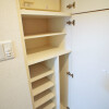 1K Apartment to Rent in Ota-ku Storage